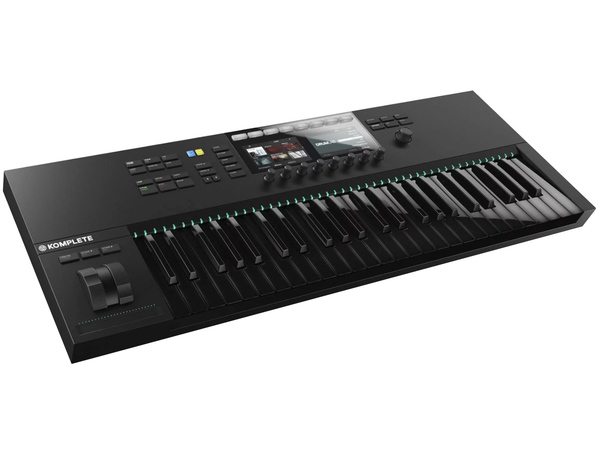 NATIVE INSTRUMENTS Komplete Kontrol S49 MK2 - Black Limited Edition
