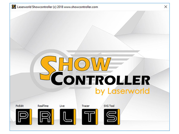 LASERWORLD ShowController