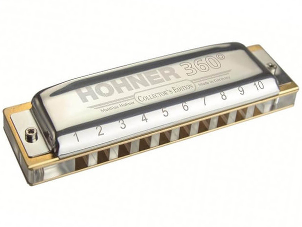 HOHNER 360° Collector's Edition