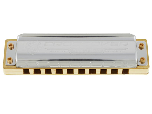HOHNER Marine Band Crossover G (SOL)