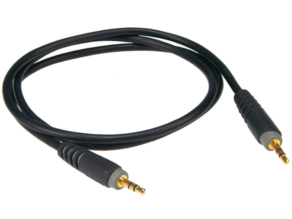 KLOTZ AS-MM0090 Stereo Mini Jack Cable