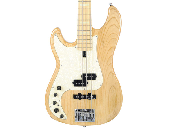 MARCUS MILLER P7 Swamp Ash 4 Natural (2nd Gen) (left handed)