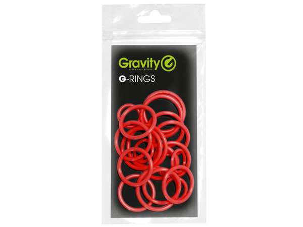 GRAVITY RP 5555 Ring Pack RED 1