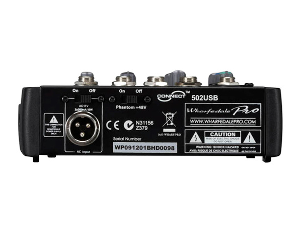WHARFEDALE Connect 502 USB