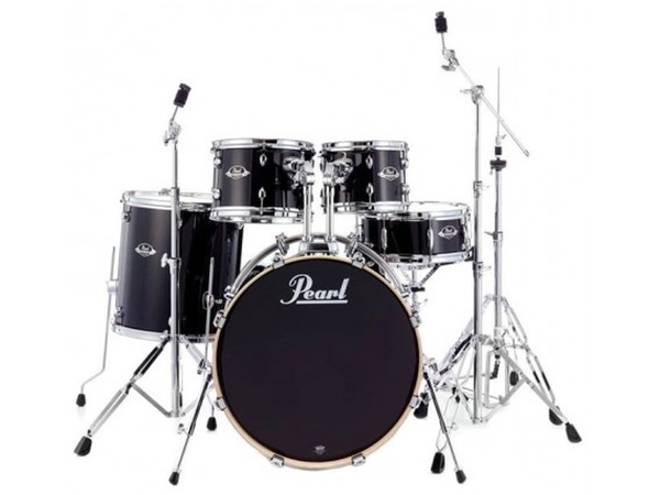 PEARL Export EXL725SC Lacquer Fusion Black Smoke