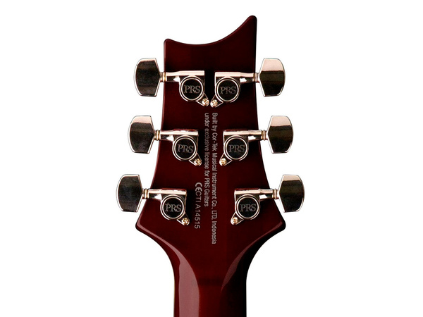 PRS SE Custom 24 Fade Limited 2020 Charcoal Cherry Fade