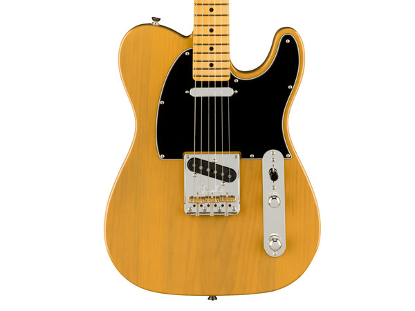 FENDER American Professional II Telecaster MN Butterscotch Blonde