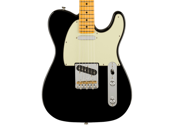 FENDER American Professional II Telecaster MN Black