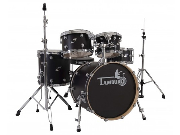TAMBURO Formula 22 Satin Black