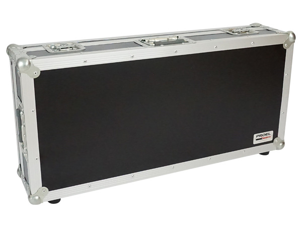 Flight Case Professionale per 2 Lettori CD + Mixer 2 canali