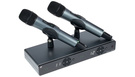 SENNHEISER XSW 1 835 Dual Vocal Set - A-Band