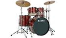 TAMA RM52KH6C RDS Red Stream