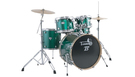 TAMBURO T5 M22 GRSK Green Sparkle