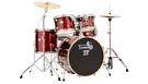 TAMBURO T5 P20 RSSK Red Sparkle