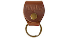 TAYLOR Key Chain Pick Holder Brown Nubuck