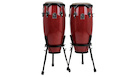 "TOCA Set Congas Synergy 2300 Wood 10+11"" Rio Red"