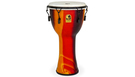 "TOCA SFDMX 12F Mechanically Tuned 12"" Djembe"