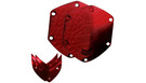 V-MODA Over Ear Shield Plates - Croc Red