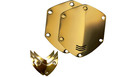 V-MODA Over Ear Shield Plates - Gold