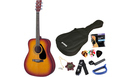YAMAHA F310P Pack Tobacco brown sunburst