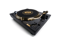 reloop RP7000 mkII in un'inedita limited gold edition